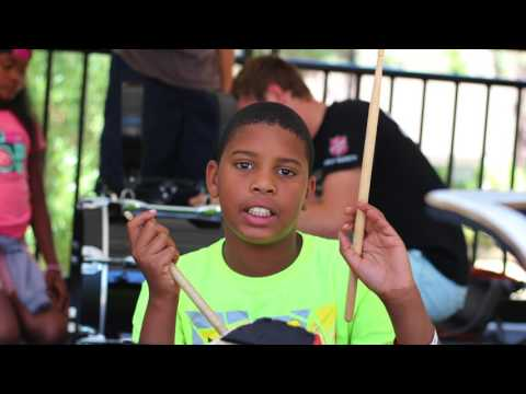 The Salvation Army Sierra del Mar Music Camp 2017