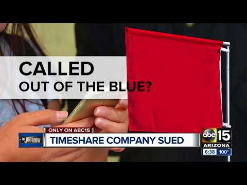 Timeshare company sued, accused of charging customers more than advertised