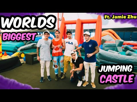 ADULTS ONLY JUMPING CASTLE