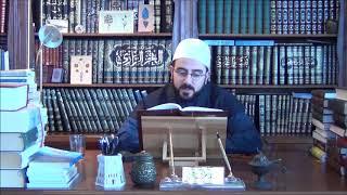 Mahmut Ay Hoca ile Kelam Dersleri-Sabuni Kifaye(16.Ders/Tekvin ve Mükevven)