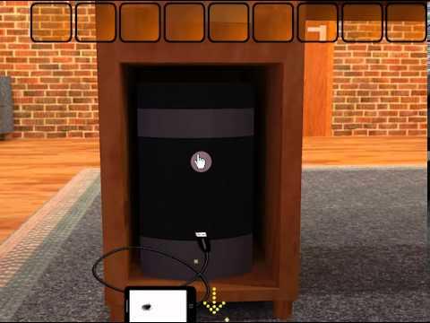 Learning room escape video walkthrough youtube for Small room escape 9 walkthrough