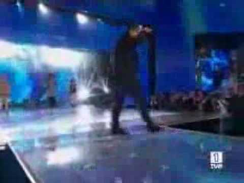 Amr Diab In World Music Awards 2007