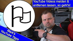 YouTube Video löschen lassen / Video melden 2019