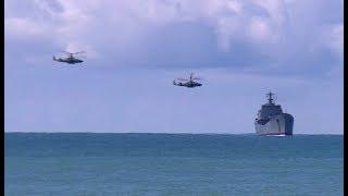 Путин обсудил с представителями Минобороны вооружение ВМФ