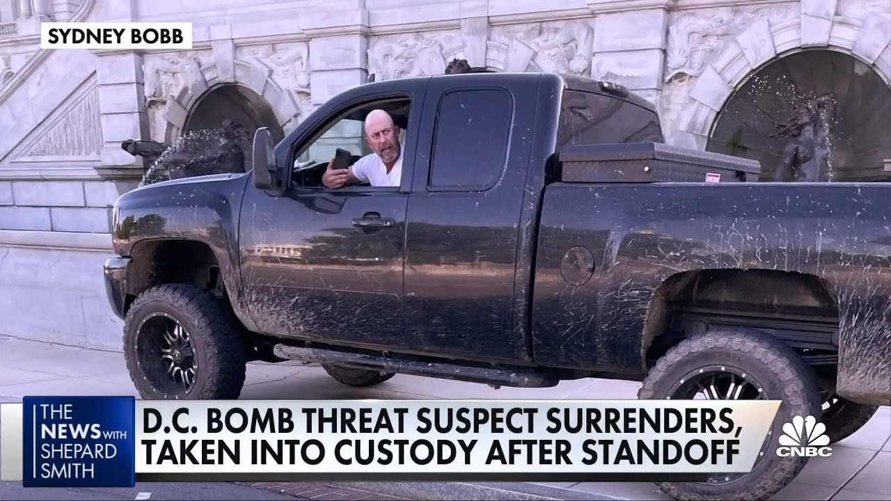 Floyd Ray Roseberry: Bomb threat suspect to appear in court ...
