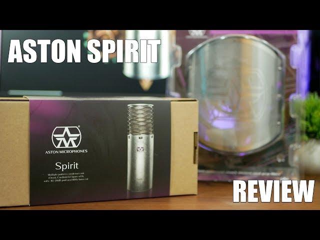 Aston Microphones Spirit Review: Streamer's Best Friend