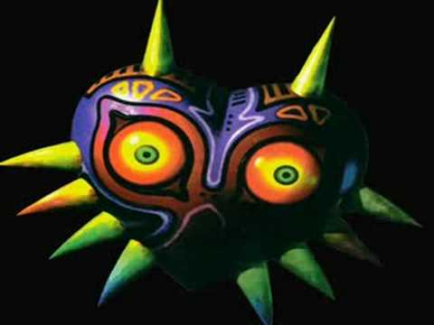 Majora's Mask OST - Clock Town Final Hours