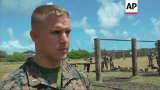Australian Amphibious Forces in Hawaii Exercises