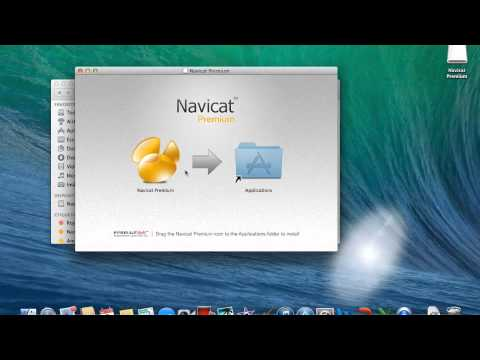 navicat for mysql linux key