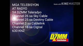 DZMM Sign On May 23, 2011