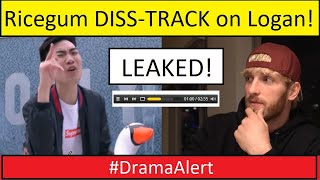 Ricegum LEAKED Diss-Track on Logan Paul! #DramaAlert Tfue & James Charles!
