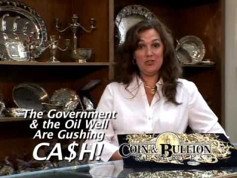 Coin & Bullion Reseve/Gold Into Cash