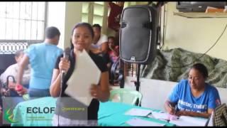 Testimonios en Talleres de Capacitacion Financiera Eclof Dominicana