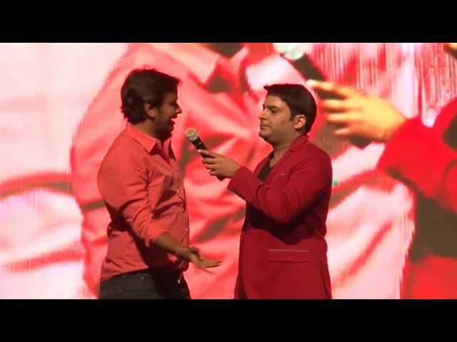 Kapil Sharma program in Hyderabad Travel Video