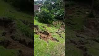 Deslizamento de terra em São Sebastião (SP)