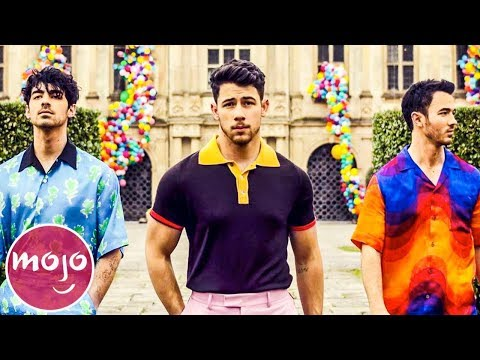 Top 10 Things You Never Knew About the Jonas Brothers Mp3