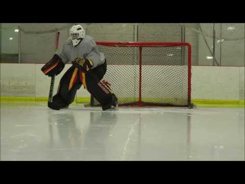 Iris Singh (1999) hockey recruiting video