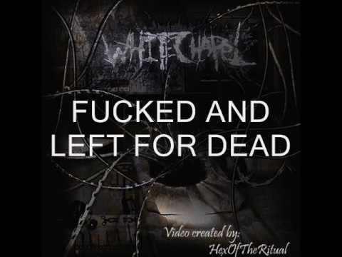 Whitechapel - Prostatic Fluid Asphyxiation with lyrics