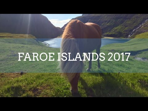 Faroe Islands Road Trip - August 2017