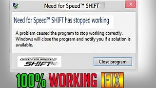 Need For Speed Shift Stopped working [100% WORKING FIX]