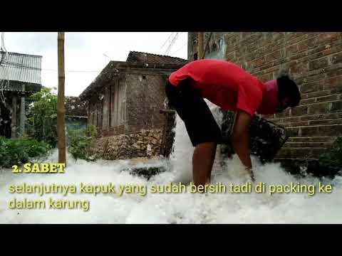 Tutorial Pembuatan Kasur Kapuk by UD AJIS Jempol Jaya, Blitar