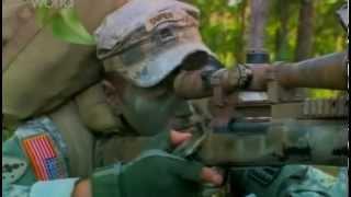 4. Снайпер США - расширенный курс подготовки