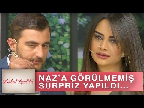 Zuhal Topal'la 189. Bölüm (HD) | Talibinden Naz'a Görülmemiş Sürpriz!