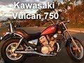 Kawasaki Vulcan 750