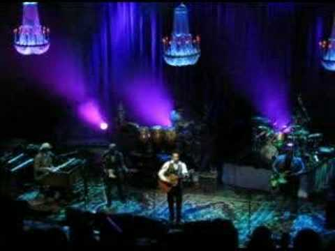 Ben Harper - Fool for a lonesome train - Orpheum Vancouver