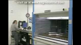 Remstar Vertical Lift Parts Shuttle | Maximizing Overhead Storage Space Thumbnail