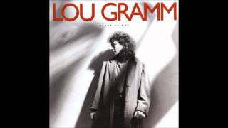 Lou Gramm - Midnight Blue (instrumental/karaoke, with background singers)