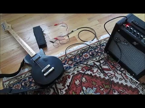 Does Your Guitar Cable Matter?  (Experiment!)
