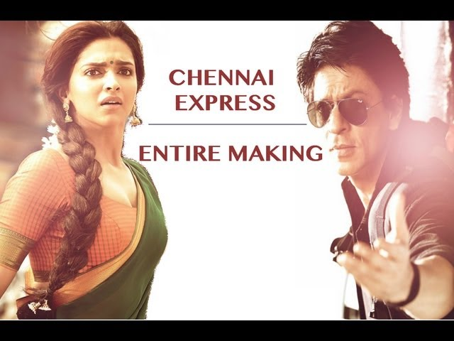 Chennai Express I Full Episode I Behind The Scenes I Shah Rukh Khan & Deepika Padukone Travel Video