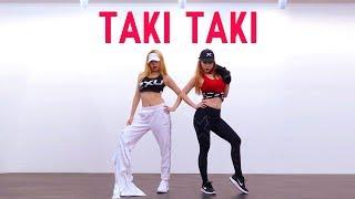 Taki Taki DJ Snake Selena Gomez Ozuna Cardi B Choreography By Waveya