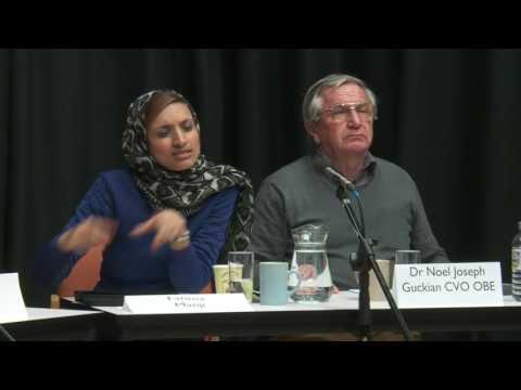 Lancaster University Middle East Question Time Panel 2