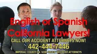 Ocotillo CA Tractor Trailer Accident Attorneys  Personal Injury ...