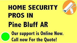 Best Home Security System Companies in Pine Bluff AR