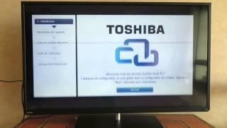 Toshiba probleme ecran
