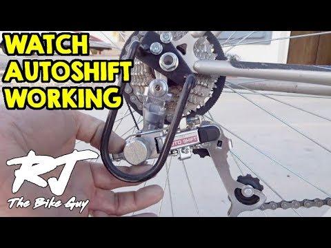 landrider auto shift rear