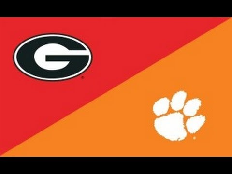 Clemson Tigers vs. Georgia Bulldogs rivlary slideshow - Energy Vibrations - Battle of the Foothills