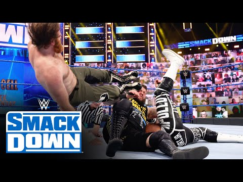 Big E & Kevin Owens vs. Apollo Crews & Sami Zayn: SmackDown, June 11, 2021