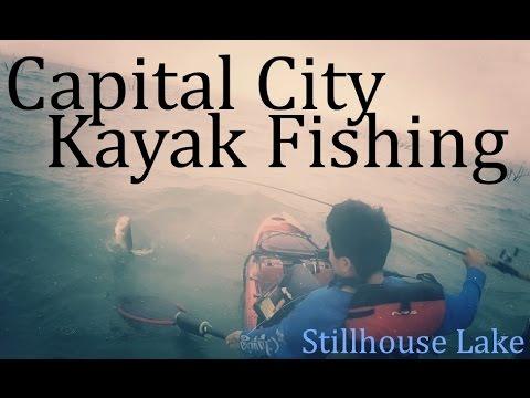 Cckf stillhouse lake kayak bass fishing tournament for Stillhouse lake fishing report