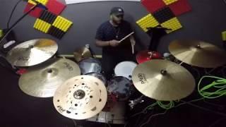 Cardi B - I like it ft. Bad bunny & J Balvin | Marcus Thomas drum cover Video