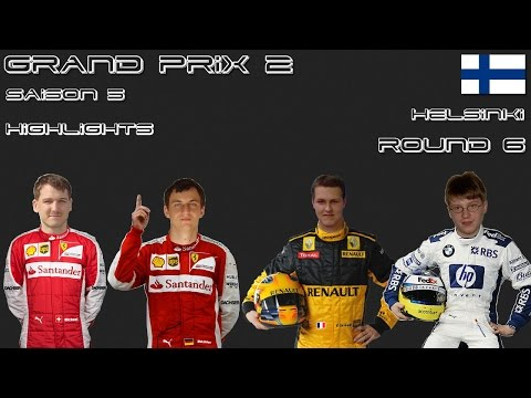 Grand Prix 2 [Saison 5] [Round 6] -Grand Prix Suomi- Helsinki -Highlights-