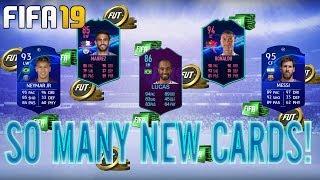 FIFA 19! PACKS FOR OTW+UCL+POTM LUCAS! LETS GO!!  (PS4/XBOX ONE)