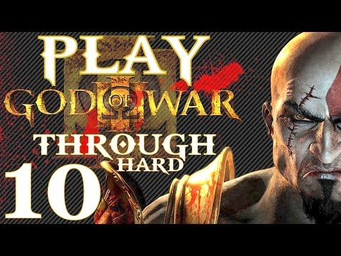 God oF War 3 A Saga HARD #10 O Túnel do Produtor Parte 1