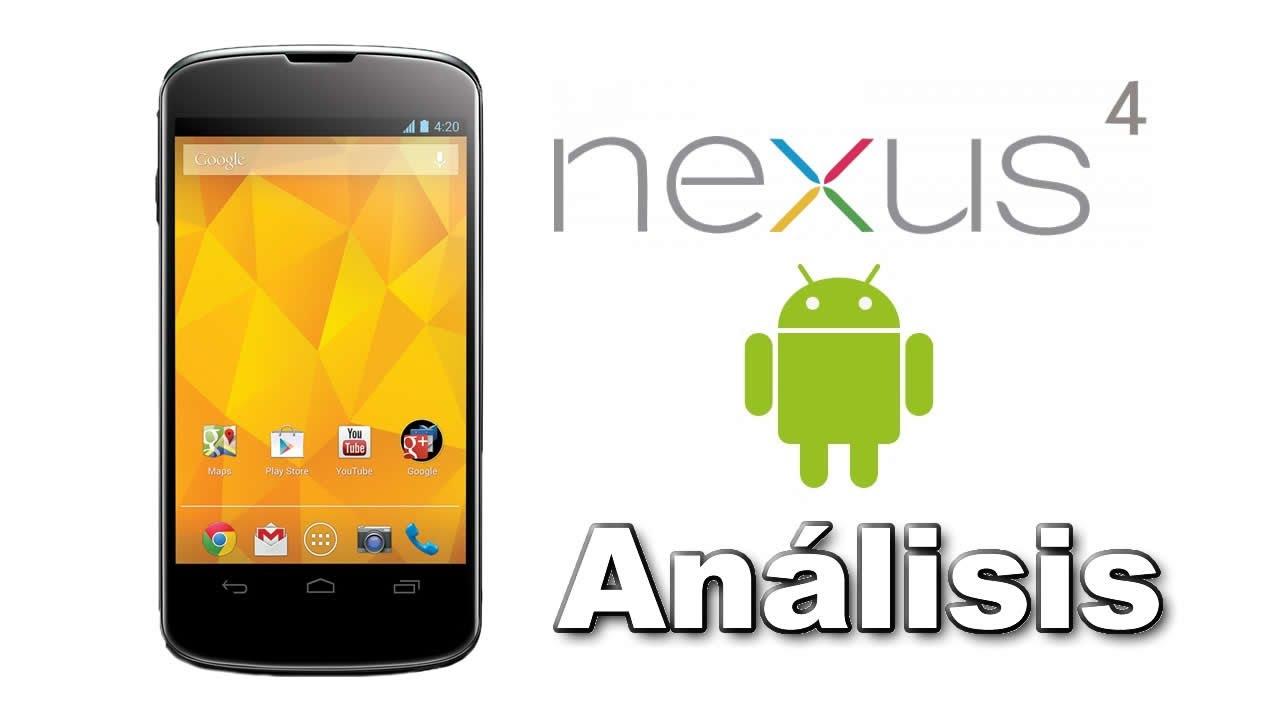 Google nexus 4 review pictures it pro - Nexus 4 Review Del Mejor En Calidad Y Precio