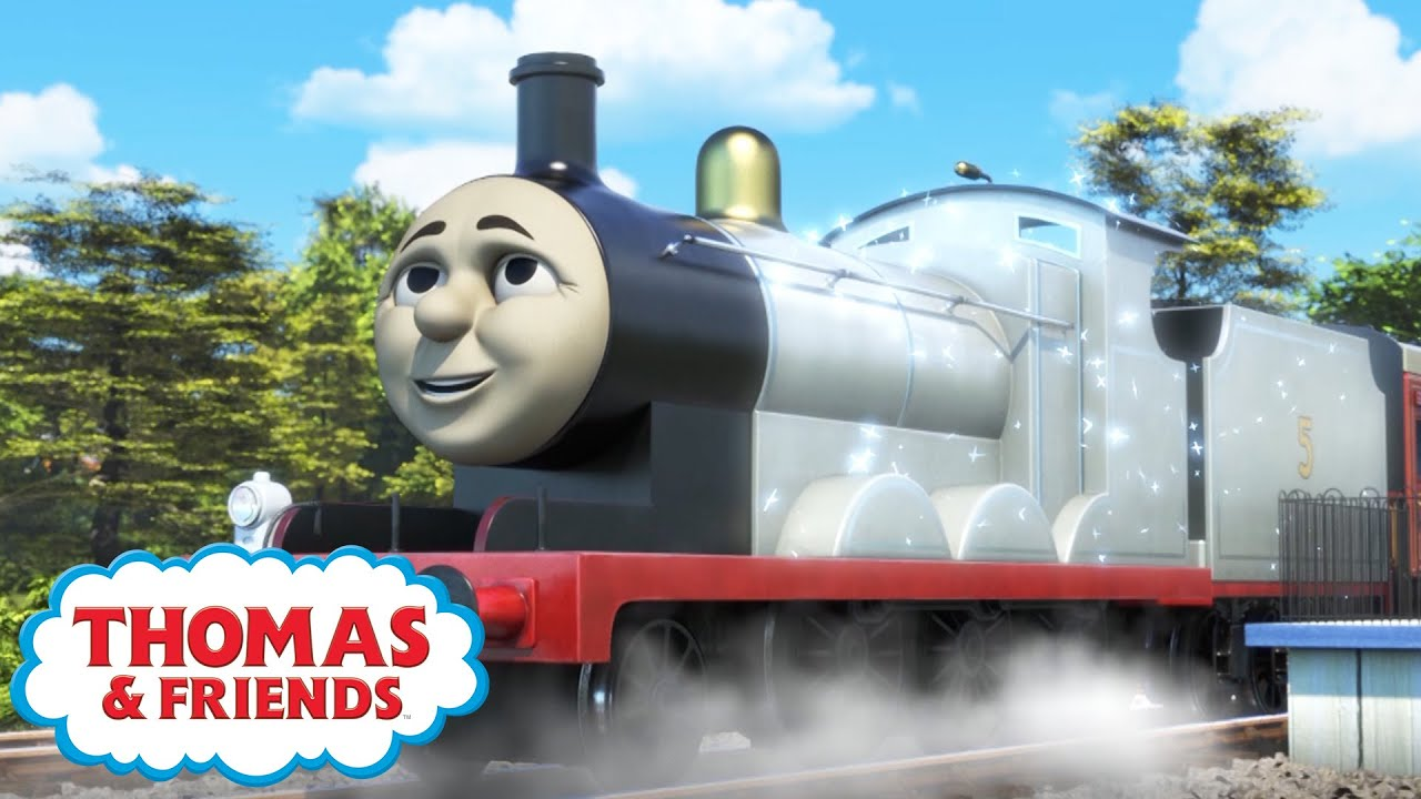 Thomas & Friends™ | An Engine of Many Colors | Best Moments | Thomas the Tank Engine | Kids Cartoon