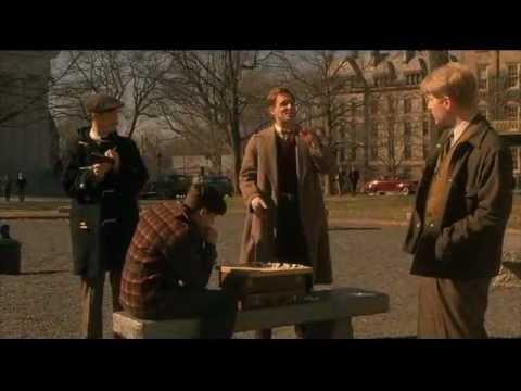 Игра Го в фильме Игры разума (2001)