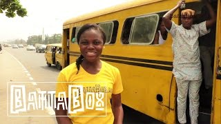 Where are the Molue Buses in Nigeria?